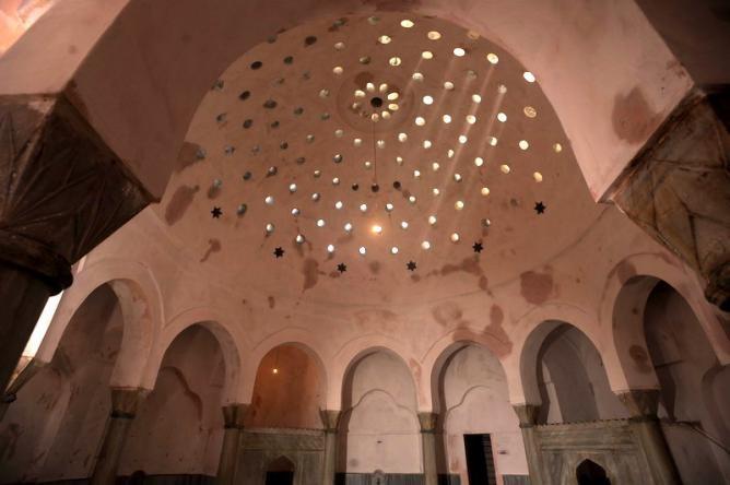 حمام تاریخی استانبول